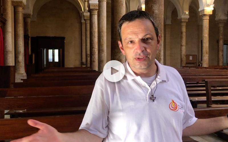 Beirut Relief efforts conversation with Fr. Gaby Khairallah SJ – Director CJC
